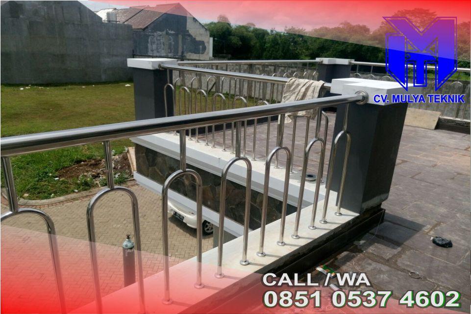 Jasa Pemasangan Balkon stainless Sleman