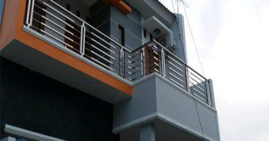 Jasa Pembuatan Balkon Stainless Jogja